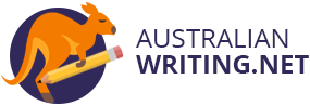 Australian Writing Logo